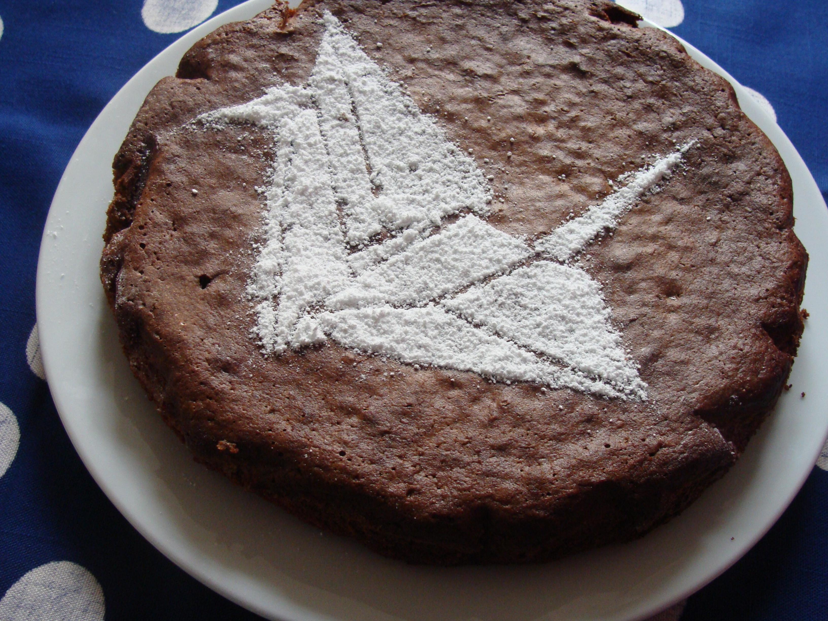 Ein Schokoladig Nussiges Sonntagssuss Saftiger Schokoladenkuchen Mit
