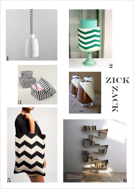 Zick Zack Inspiration