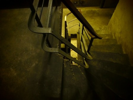 OLYMPUS DIGITAL CAMERA-Treppe