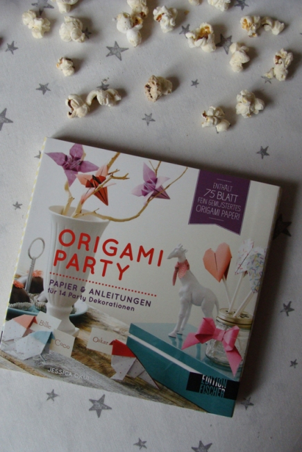 Buch Origami Party