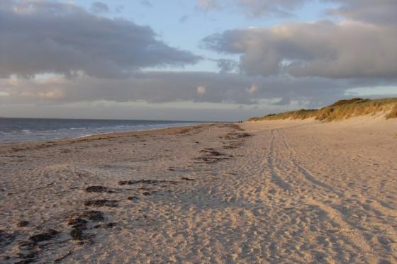 Impression vom Strand
