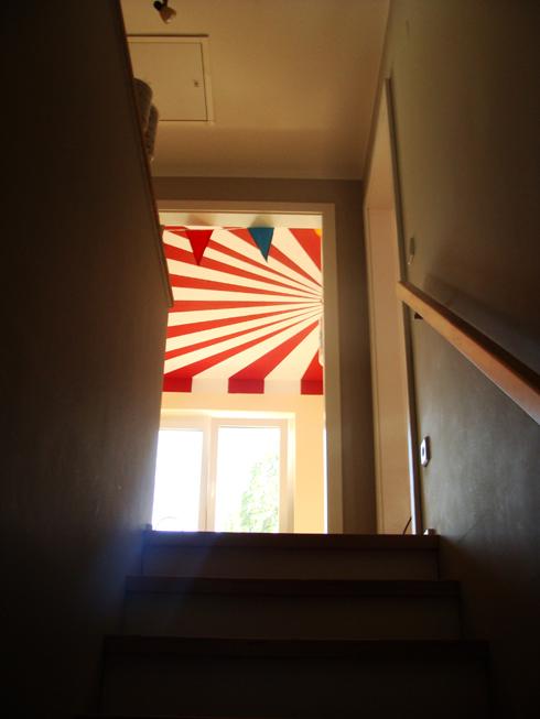 Aufgang Zimmer
